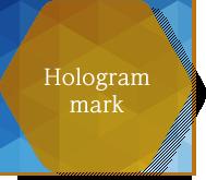 Hologram mark